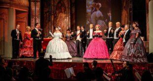 Opera; konusunu genellikle tarih, mitoloji veya efsanelerden alan müzikal ve teatral formda sahnelenen eserlere verilen genel isimdir. Konu, ses ve tiyatro artistleri tarafından söylenir ve oynanır. Arkadaki müzik ise konuyu dile getirir ve destek verir.
